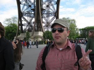 Don't bother with the lines at the Eiffel Tower, zey are crazee